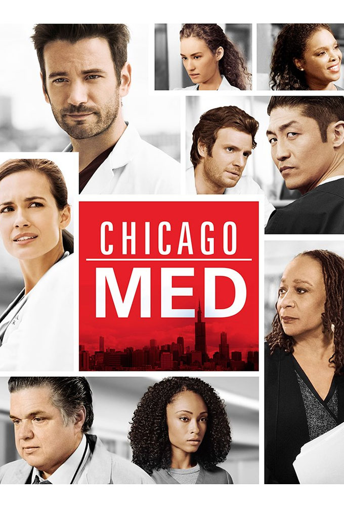 Poster voor Chicago Med