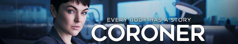 Banner voor Coroner