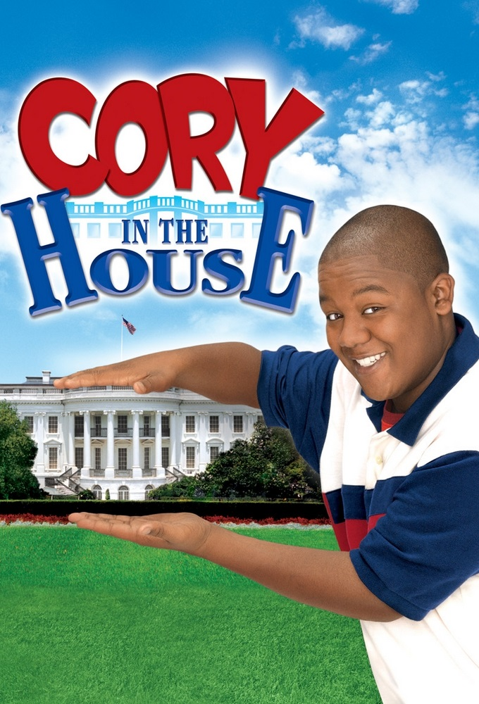 Poster voor Cory in the House