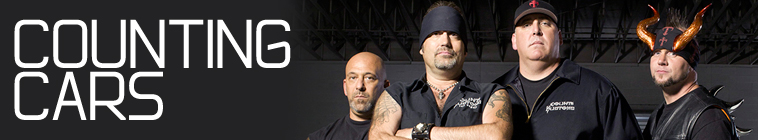 Banner voor Counting Cars