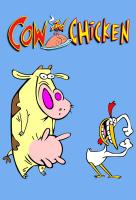 Poster voor Cow and Chicken