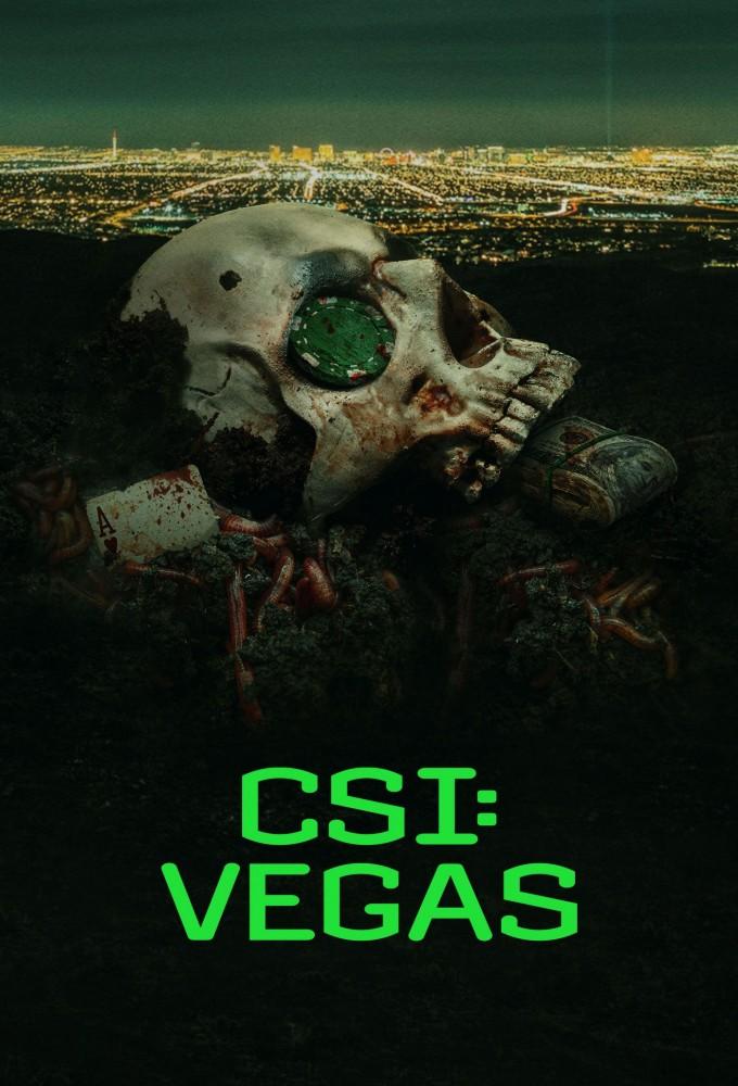 Poster voor CSI: Vegas
