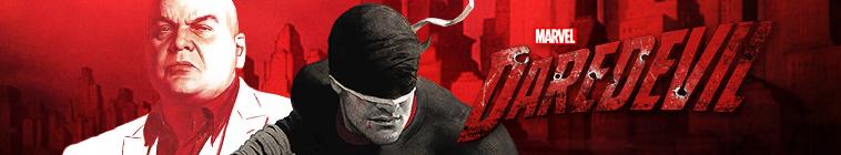 Banner voor Marvel's Daredevil