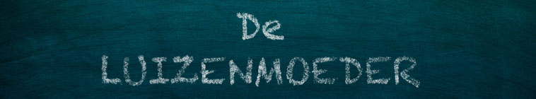 Banner voor De Luizenmoeder