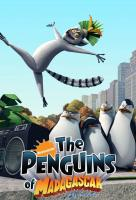 Poster voor De Pinguïns van Madagascar