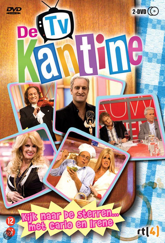 Poster voor De TV kantine