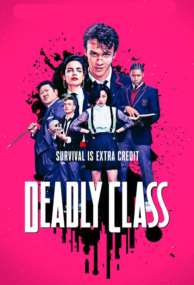 Poster voor Deadly Class