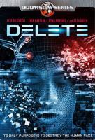 Poster voor Delete