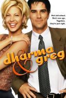 Poster voor Dharma & Greg
