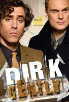 Poster voor Dirk Gently