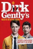 Poster voor Dirk Gently's Holistic Detective Agency