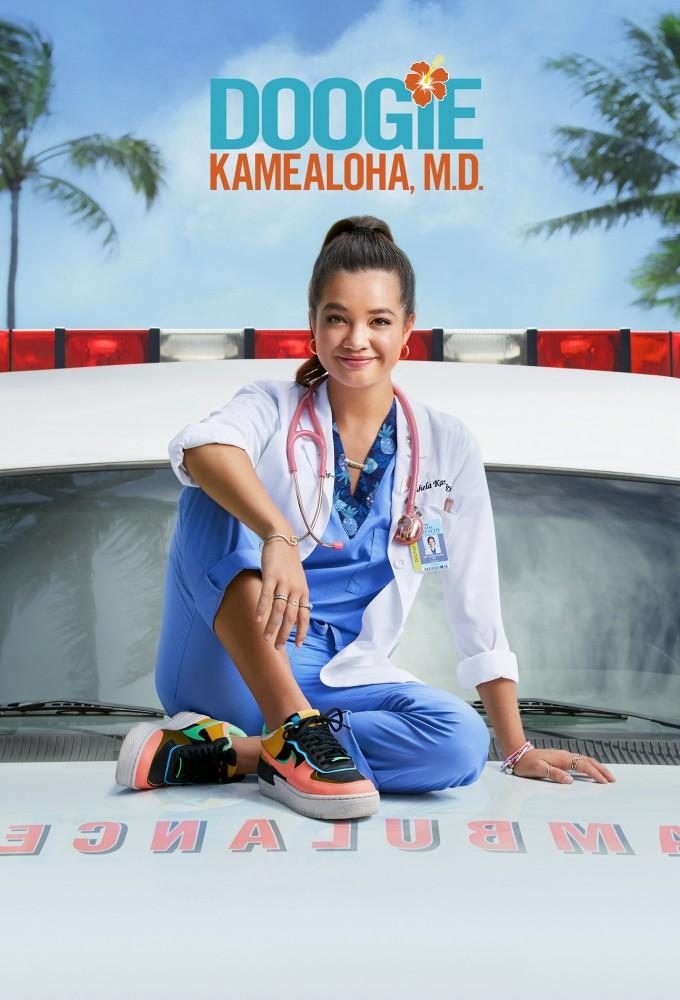 Poster voor Doogie Kameāloha, M.D.