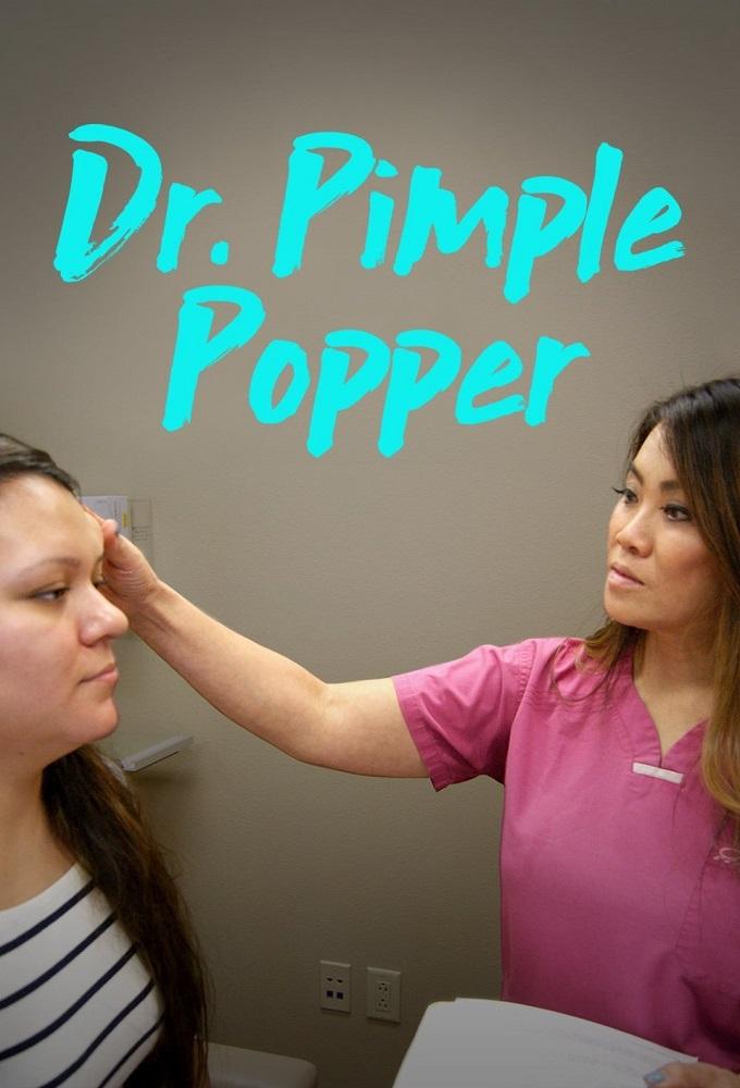 Poster voor Dr. Pimple Popper