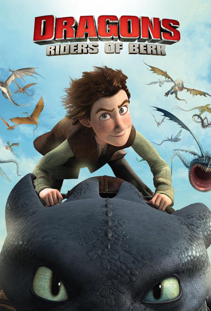 Poster voor Dragons: Riders of Berk