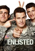 Poster voor Enlisted