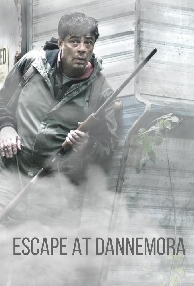 Poster voor Escape at Dannemora