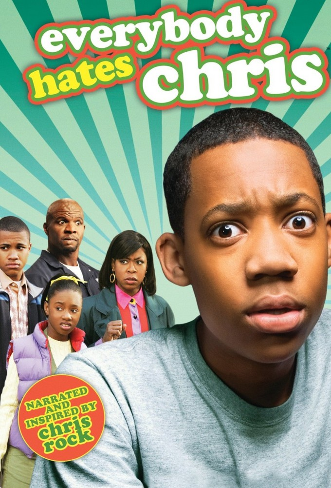 Poster voor Everybody Hates Chris