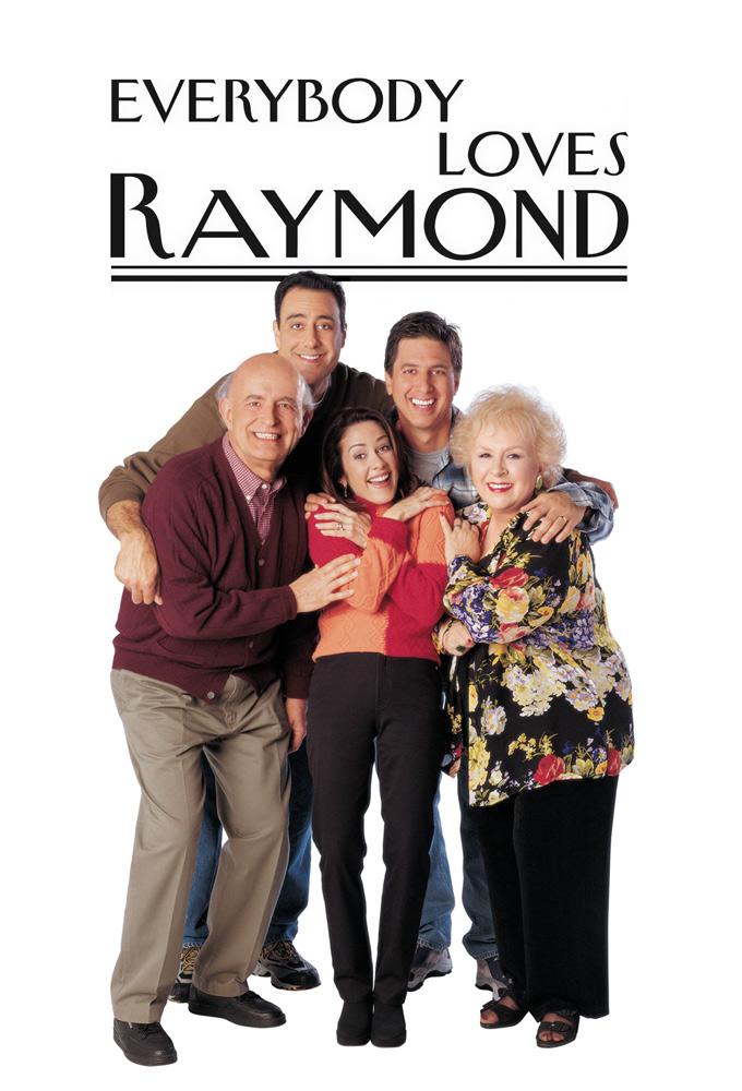 Poster voor Everybody Loves Raymond