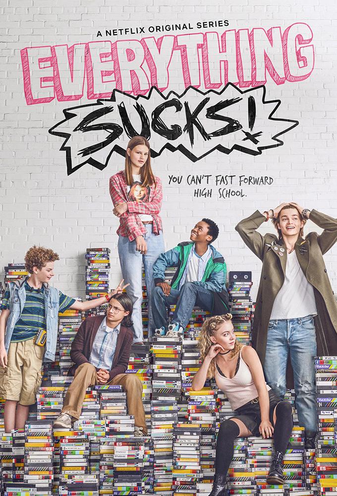 Poster voor Everything Sucks!