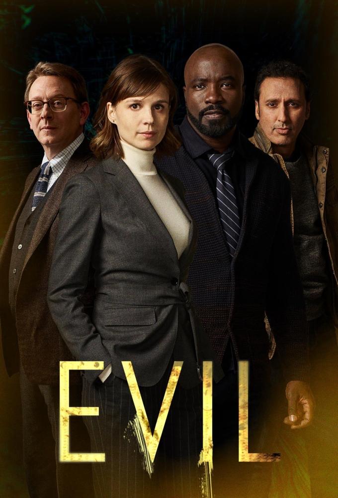 Poster voor Evil