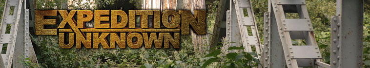 Banner voor Expedition Unknown