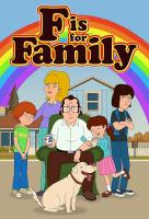 Poster voor F is for Family