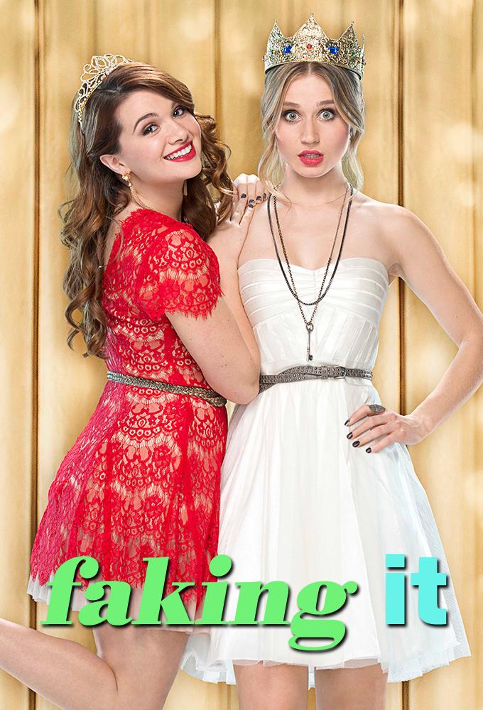 Poster voor Faking It