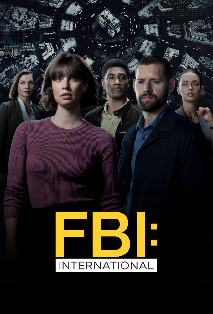 Poster voor FBI: International