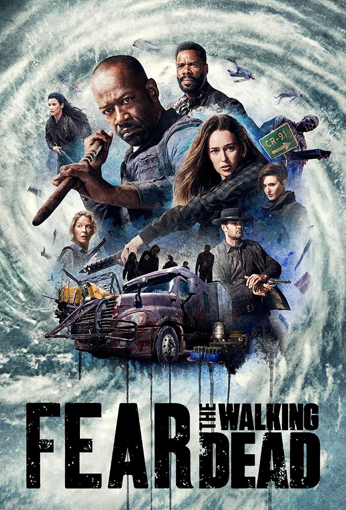 Poster voor Fear the Walking Dead