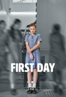 Poster voor First Day