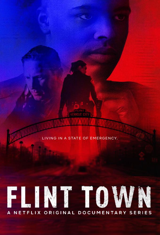 Poster voor Flint Town