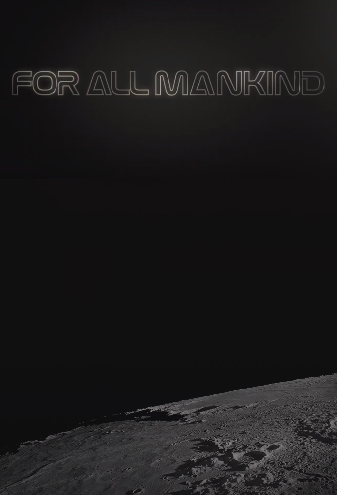 Poster voor For All Mankind