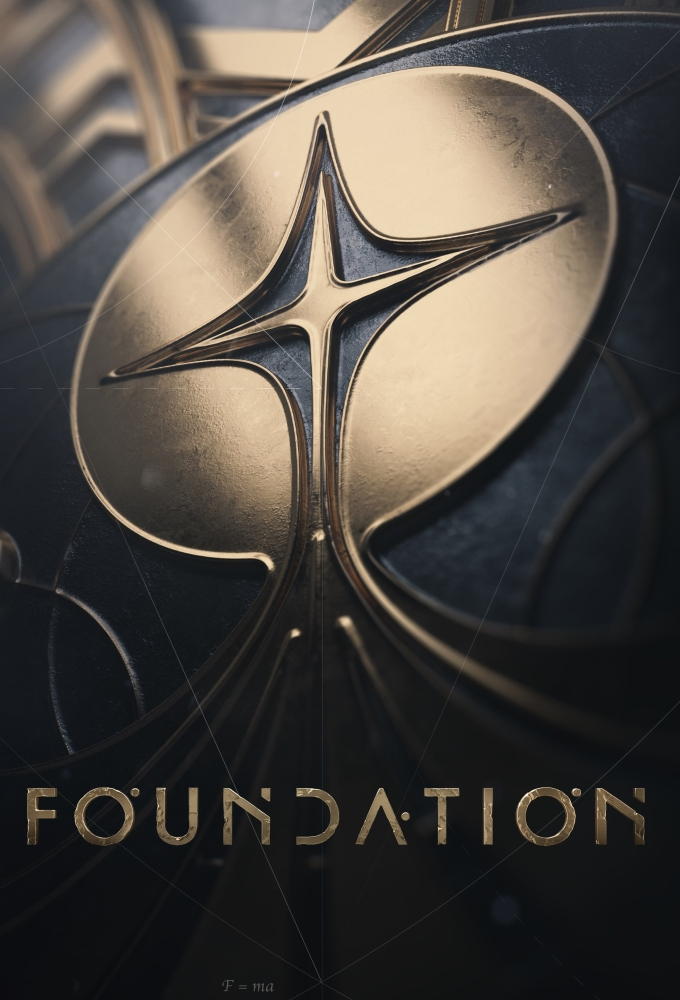 Poster voor Foundation