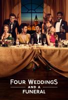 Poster voor Four Weddings and a Funeral