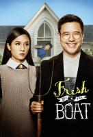 Poster voor Fresh Off the Boat