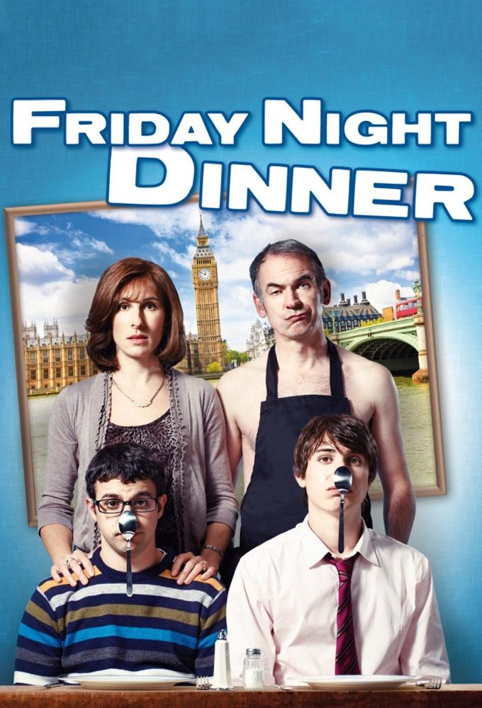 Poster voor Friday Night Dinner