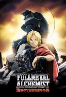 Poster voor Fullmetal Alchemist: Brotherhood