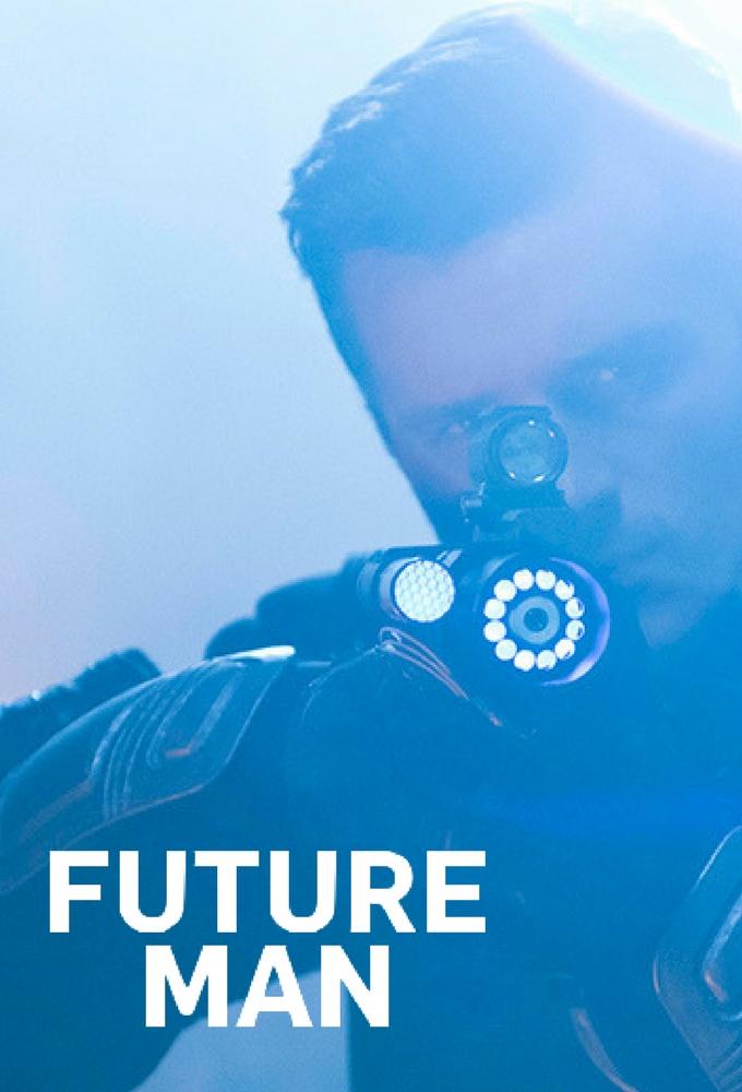 Poster voor Future Man