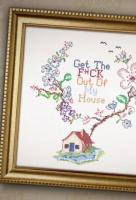 Poster voor Get the F*ck Out of My House