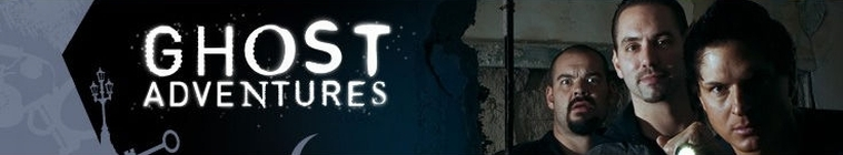 Banner voor Ghost Adventures