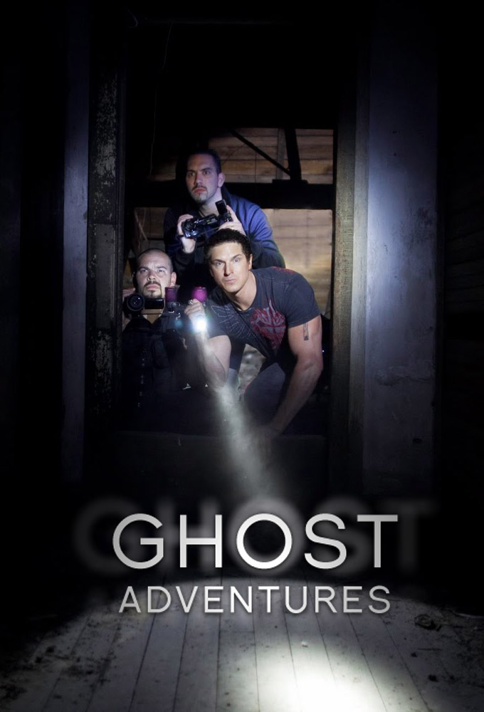 Poster voor Ghost Adventures