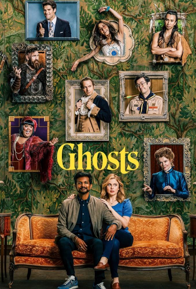 Poster voor Ghosts (US)