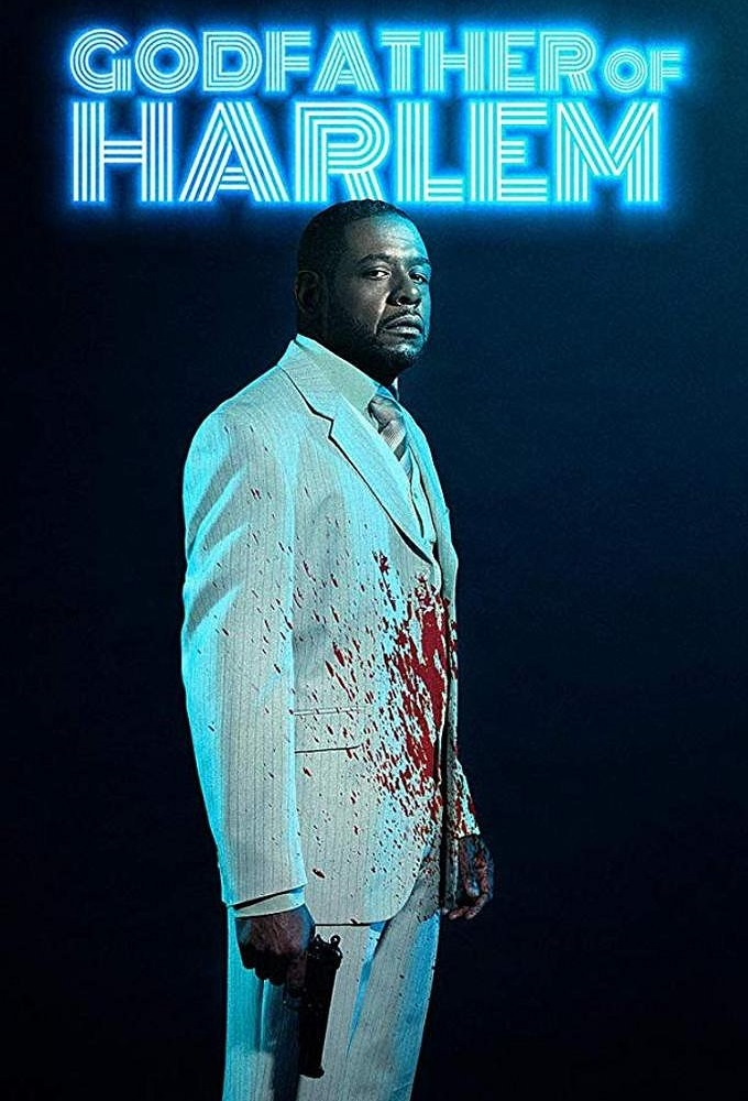 Poster voor Godfather of Harlem