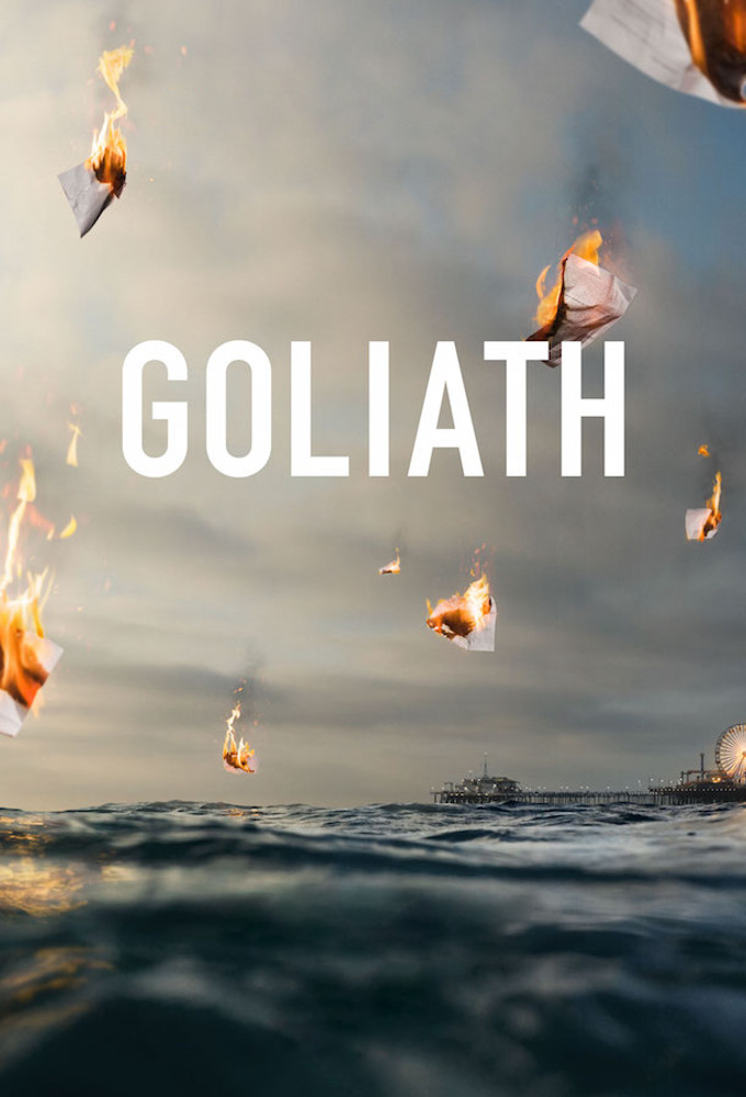 Poster voor Goliath
