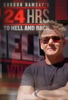 Poster voor Gordon Ramsay's 24 Hours to Hell & Back