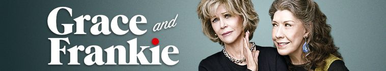 Banner voor Grace and Frankie
