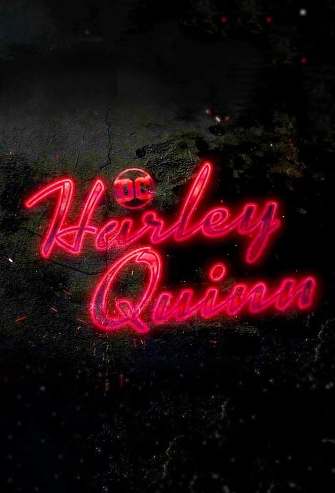 Poster voor Harley Quinn
