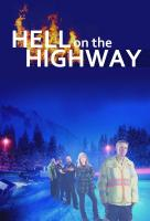 Poster voor Hell on the Highway