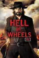 Poster voor Hell on Wheels