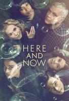 Poster voor Here and Now